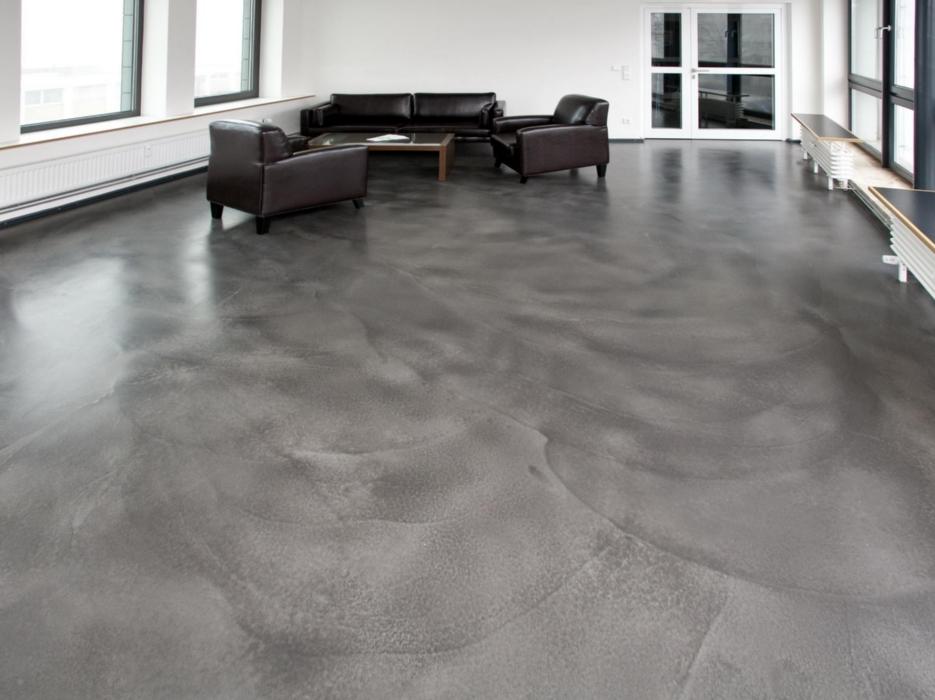шлифовка бетонного пола болгаркой