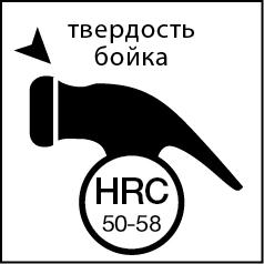 58HRC