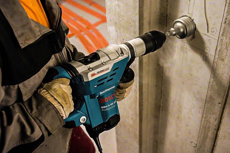 Просверлить бетон коронкой бетонная смесь w8